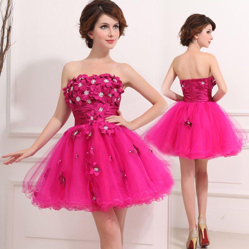 short prom dress | Prom/Formal | Pinterest