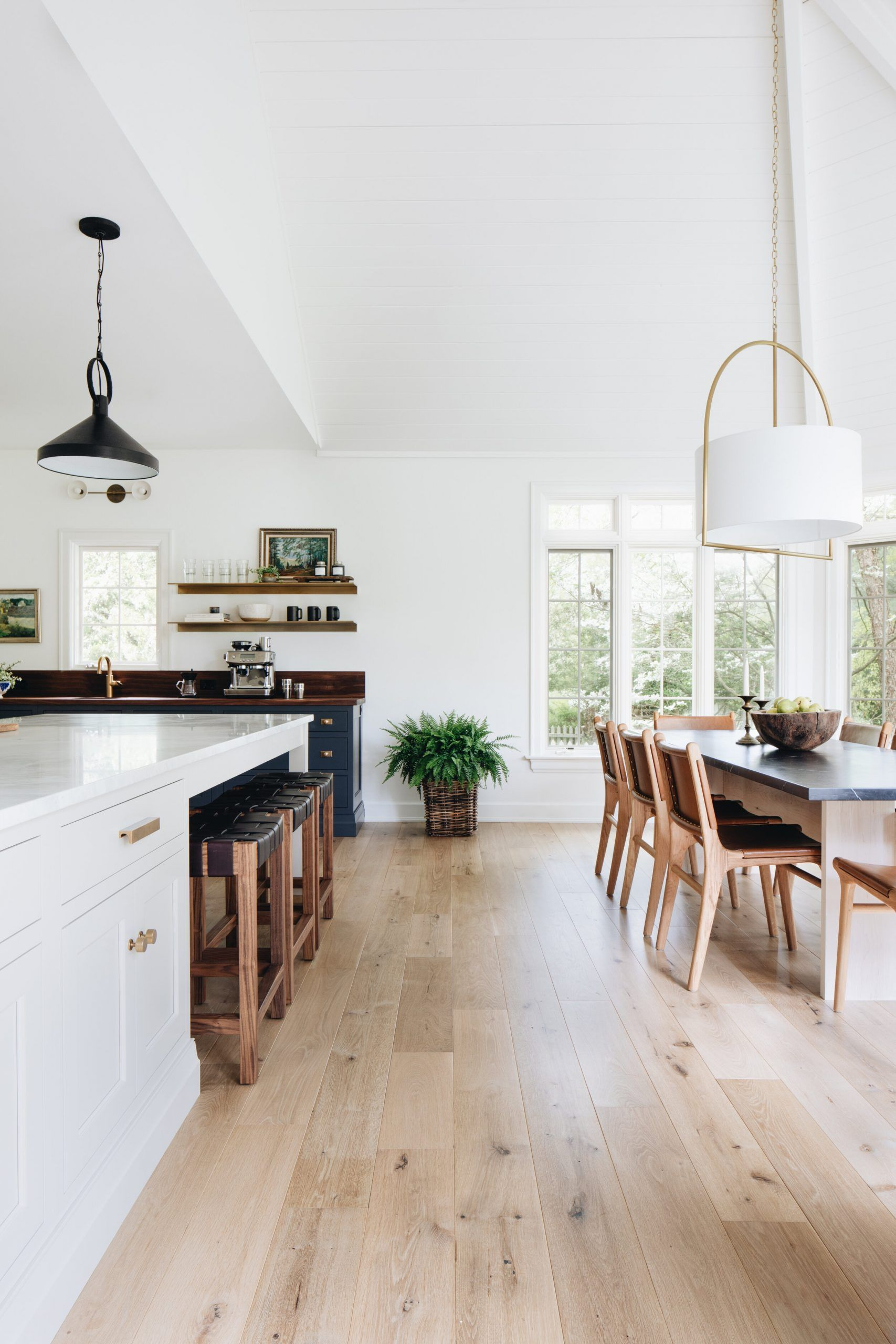 Modern Classic Kitchen Design: A Modern Classic Renovation (Before + After)