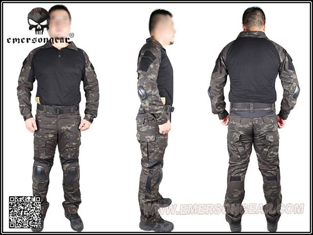 0a604f51b9c Emerson Gen 2 Black Multicam