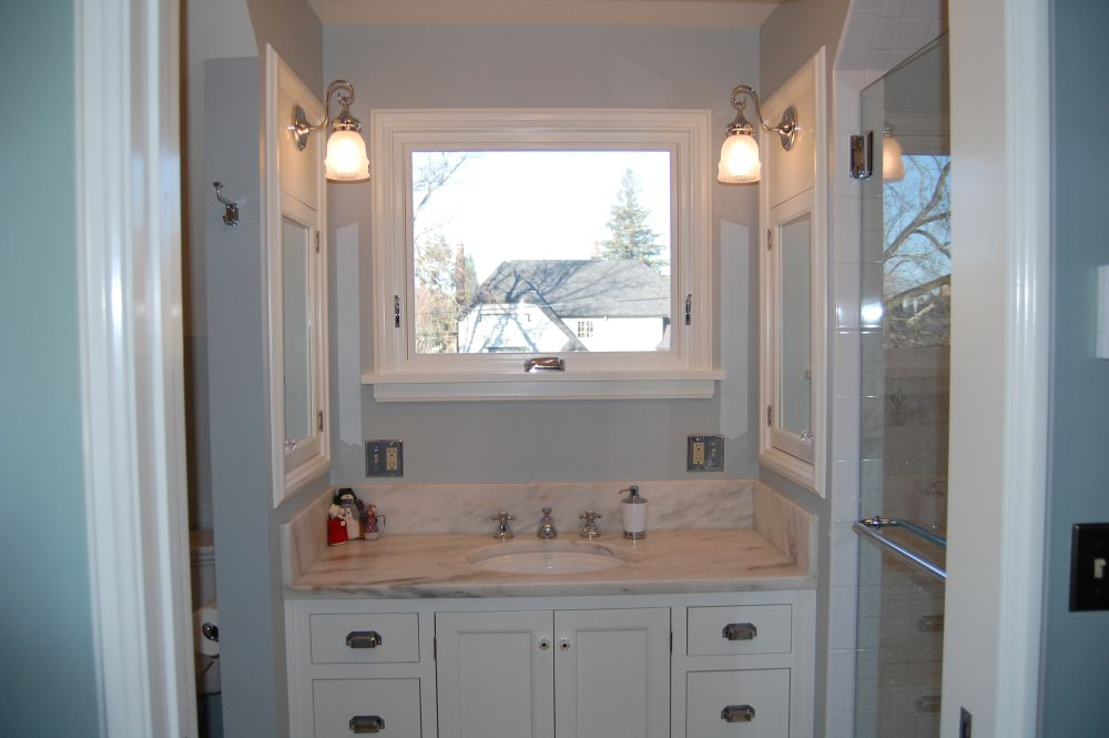 Alameda Remodel Is Complete Small Bathroom Vanities New