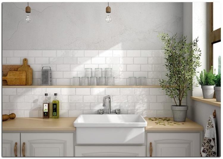 40 Wonderful And Simple Kitchen Tile Decoration Ideas Keuken Verlichting
