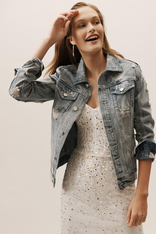 Wifey denim jacket in the dress pinterest denim jackets