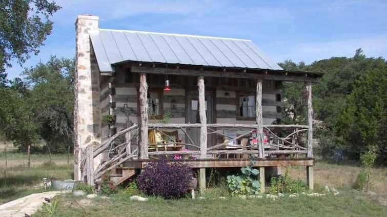 texas hill country cabin rental with hot tub cabin rentals in