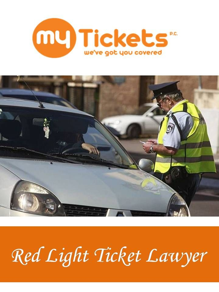 If You Received A Red Light Ticket, Then Contact My Tickets NYC To Consult Red  Light Ticket Lawyer. They Are Dedicated To Fighting Your Case.