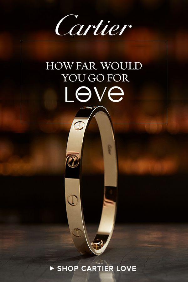 f4bc98620a1 Cartier LOVE bracelet