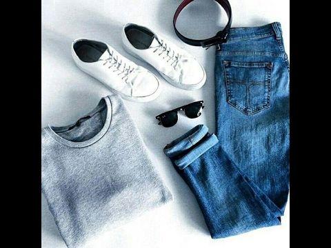 تنسيق ملابس كاجوال للرجال Mens Winter Fashion Street Wear Urban Casual Fashion