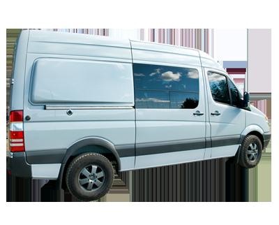 Flare Space Llc Van Sprinter Van Camper Caravan Repairs