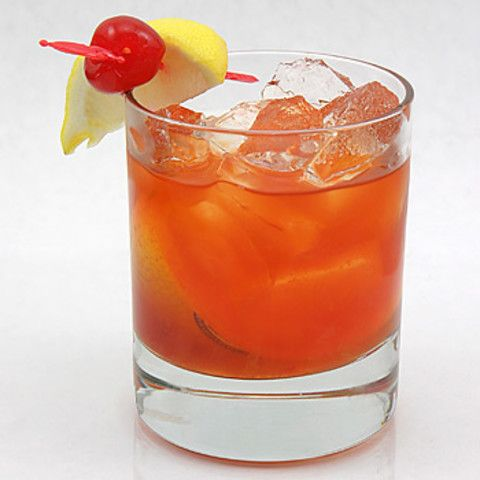 Southern Comfort Old Fashioned Sweet Recipe Old Fashioned Drink Sweet Drinks Bourbon Old Fashioned