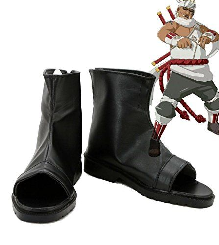 NARUTO Anime Killer B Cosplay Shoes Boots Custom Made