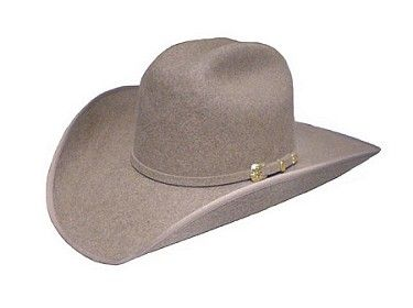 Serratelli Beaumont Bound Edge Dirt 6X Felt Cowboy Hat  0246d545038