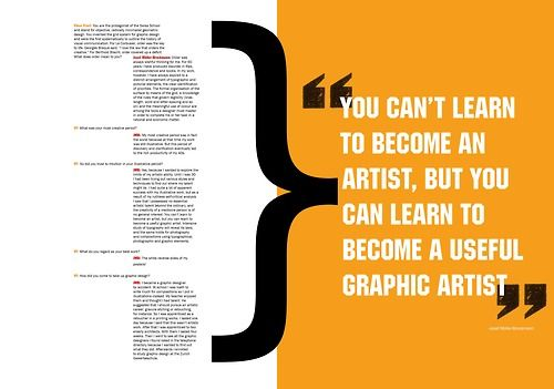 dramatic pull quote layout magazine layouts pinterest pull