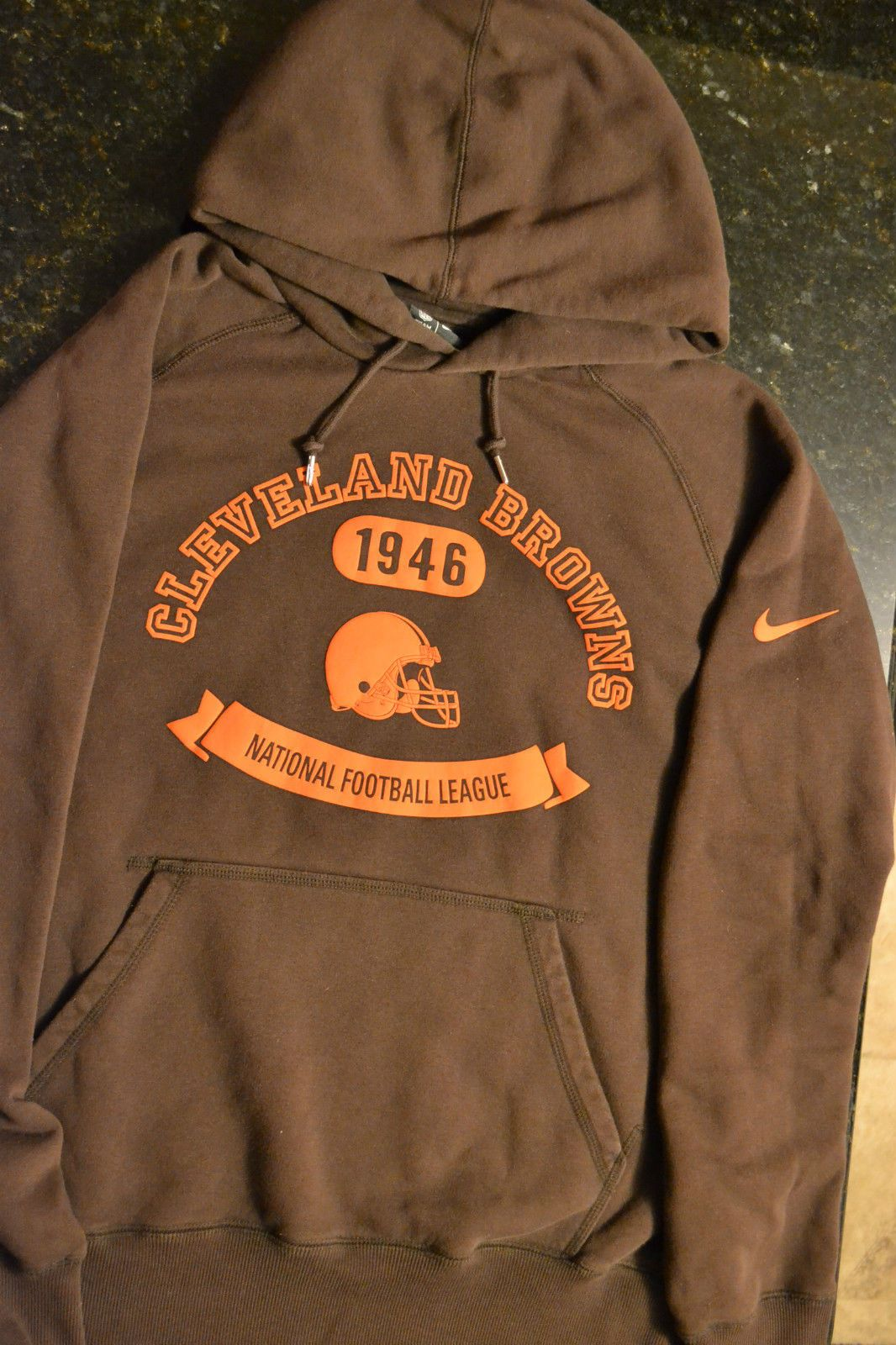 1fb00ecd Cleveland Browns Nike Hoodie XL | Cleveland Browns Collectionary ...