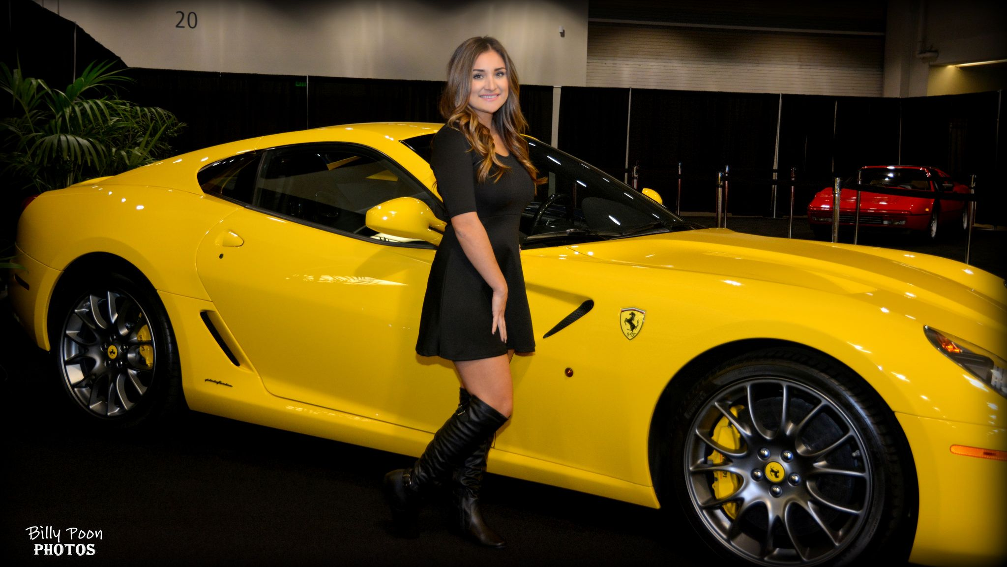 Ferrari GTB Fiorano San Francisco Auto Show Pinterest - Moscone car show