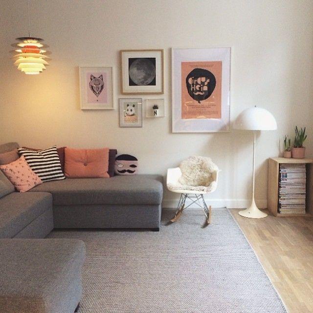 Instagram Photo By Missmillemaria Motherhood Art Life Via Iconosquare Cute Living Room Home Decor Furniture Home