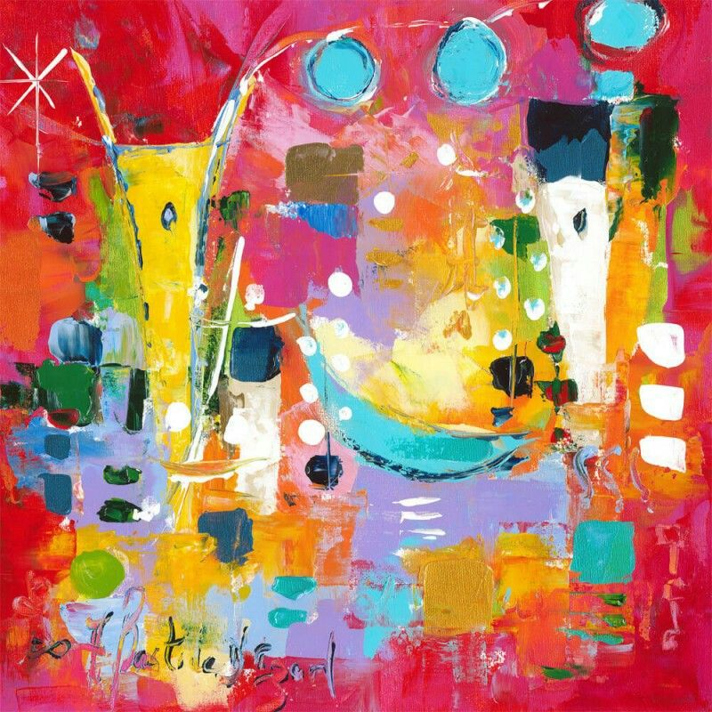 Armelle Bastide D'Izard | Art, Painting