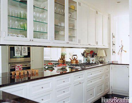 10 Tricks For Small Kitchens Kitchen Remodel Small Galley Kitchen Design Kitchen Design Small