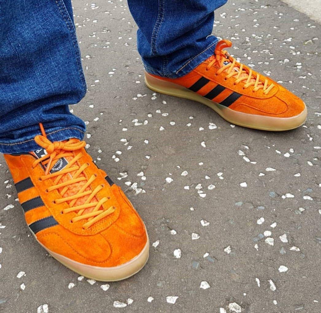 94bdf58a0da Gazelle Indoor on feet on the street Adidas Og