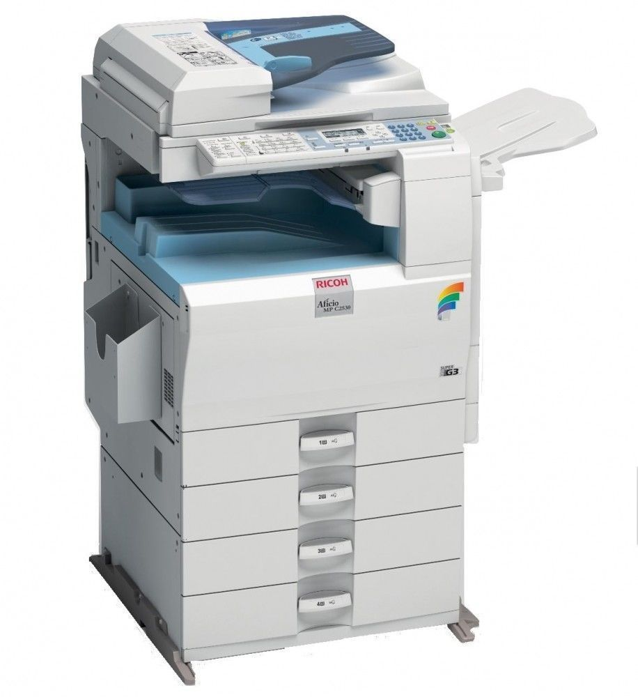 Driver for Ricoh Aficio MP C4000 Multifunction LAN Fax