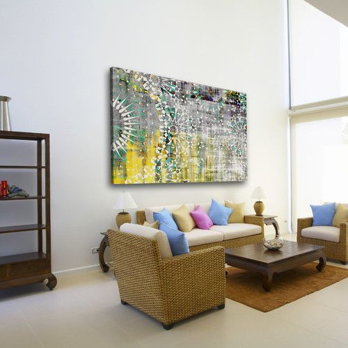 Found it at Wayfair - Agadir Painting Print on Wrapped Canvas