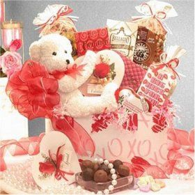 Happy Teddy Day Gifts For Her. Chocolate Gift BasketsChocolate GiftsBest  Valentine ...