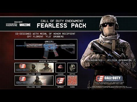 Call Of Duty Modern Warfare C O D E Fearless Pack Official Trail In 2020 Call Of Duty Modern Warfare Xbox One