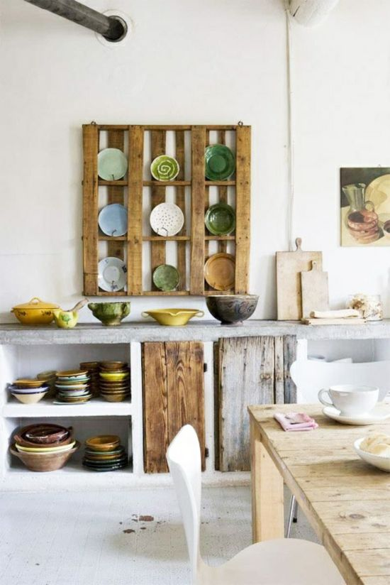 Kuche Selbergebaut Scheuneninspirationen Pallet Furniture