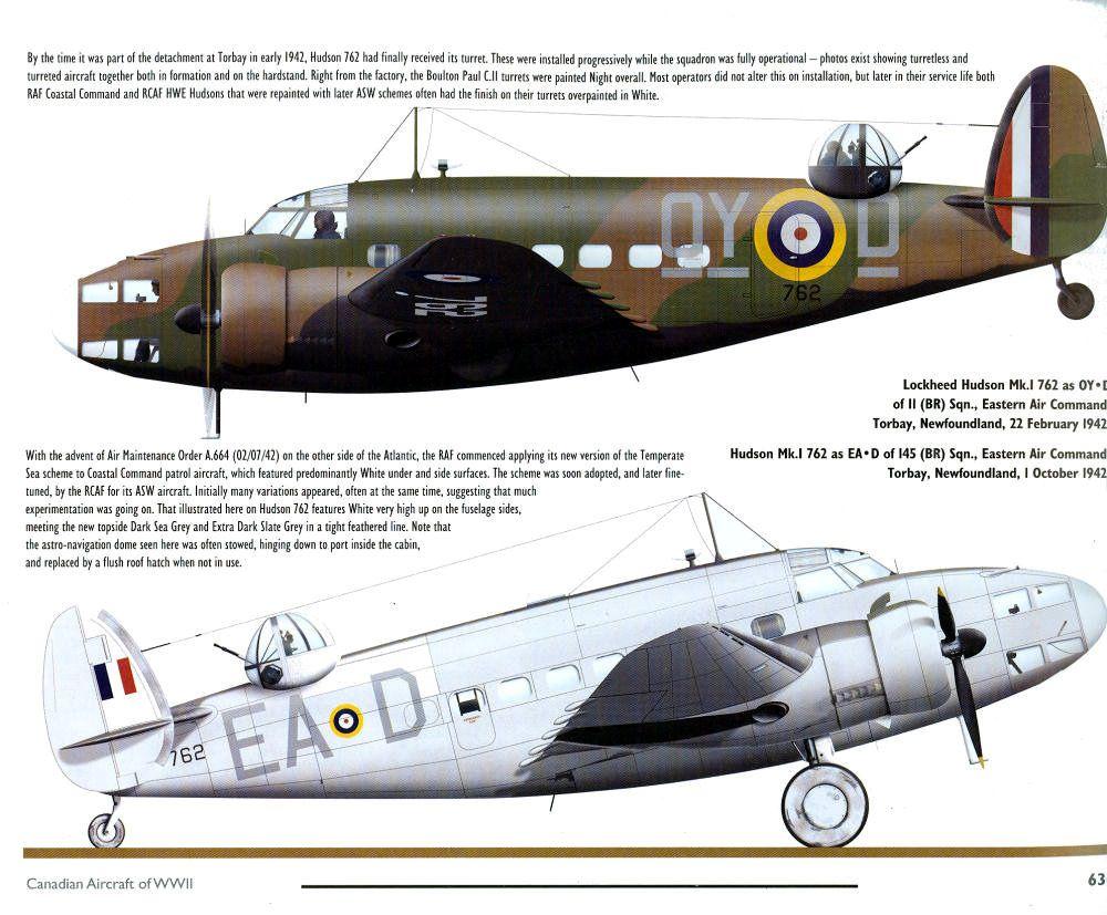 Revell 1/72 RAF Lockheed Hudson MK1.11 Patrol Bomber Kit 04838 ...