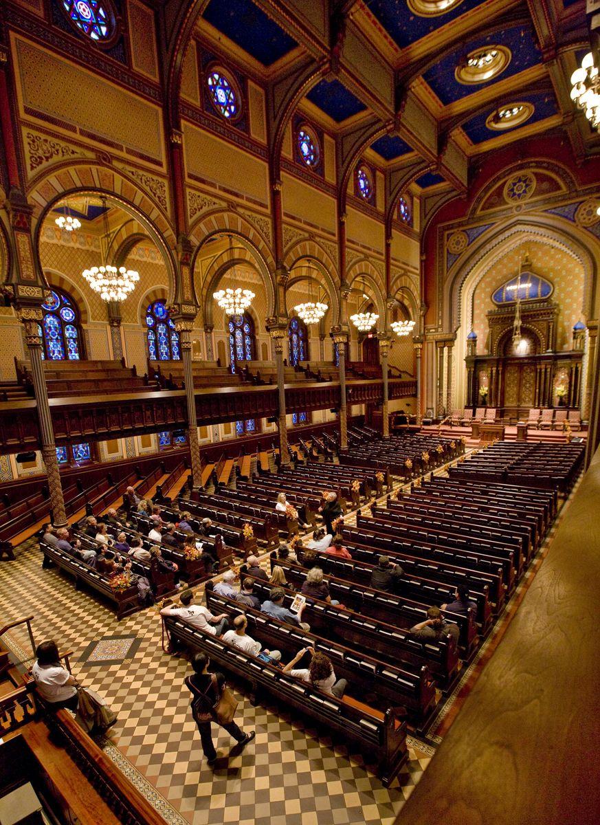 Central Synagogue Photo Credit Mark La Rosa Synagogue Architecture Synagogue Place Of Worship