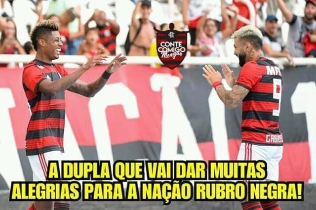 Torcida Do Flamengo Não Perdoa Botafogo E Exalta Bruno