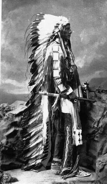 chief american horse oglala sioux lakota old photos