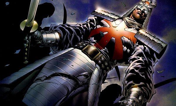 Samurai de plata.