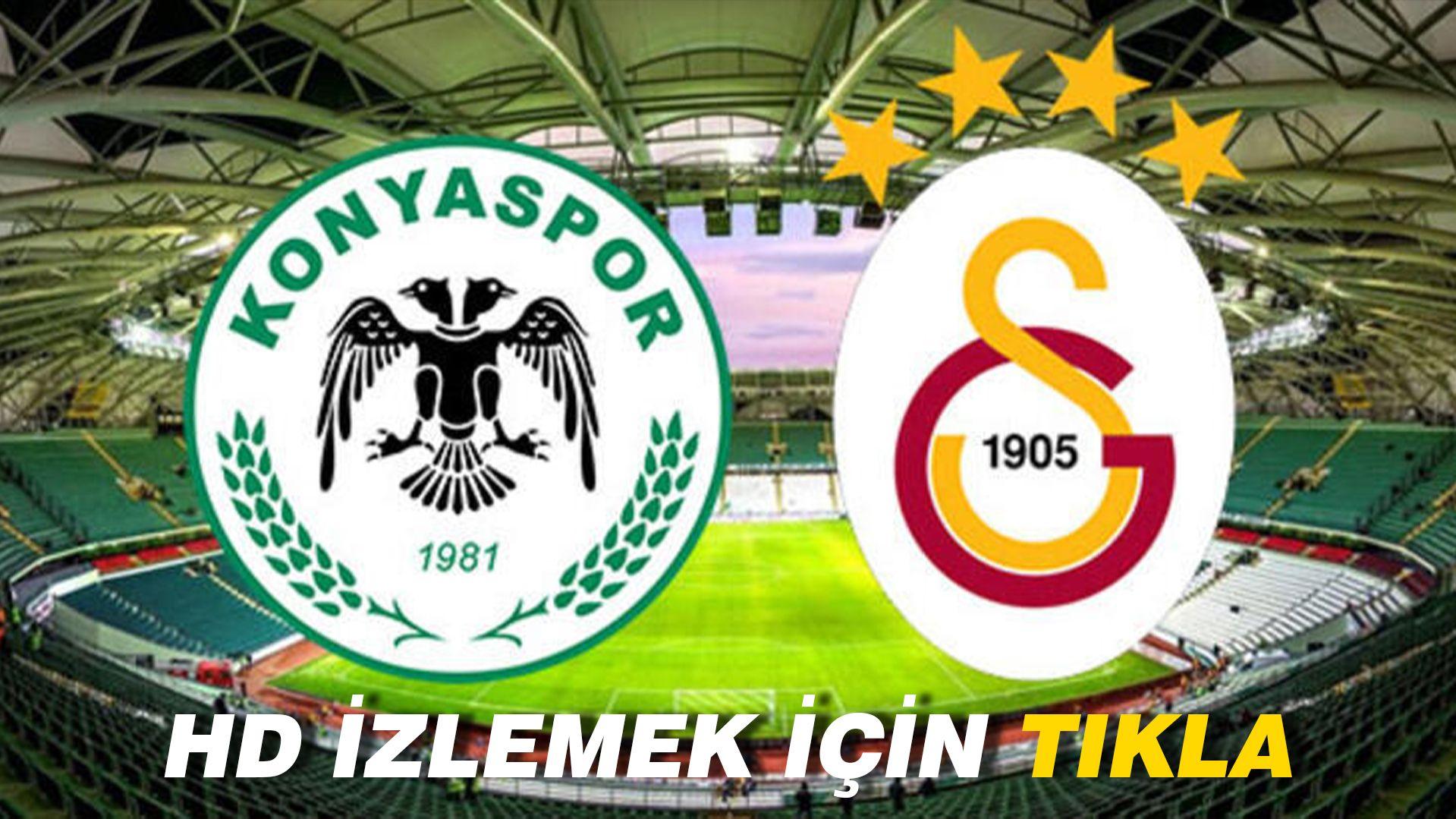Bedava Izle Konyaspor Galatasaray Maci Sifresiz Canli Izle 6 Ocak 2021 2021 Spor Mac Izleme