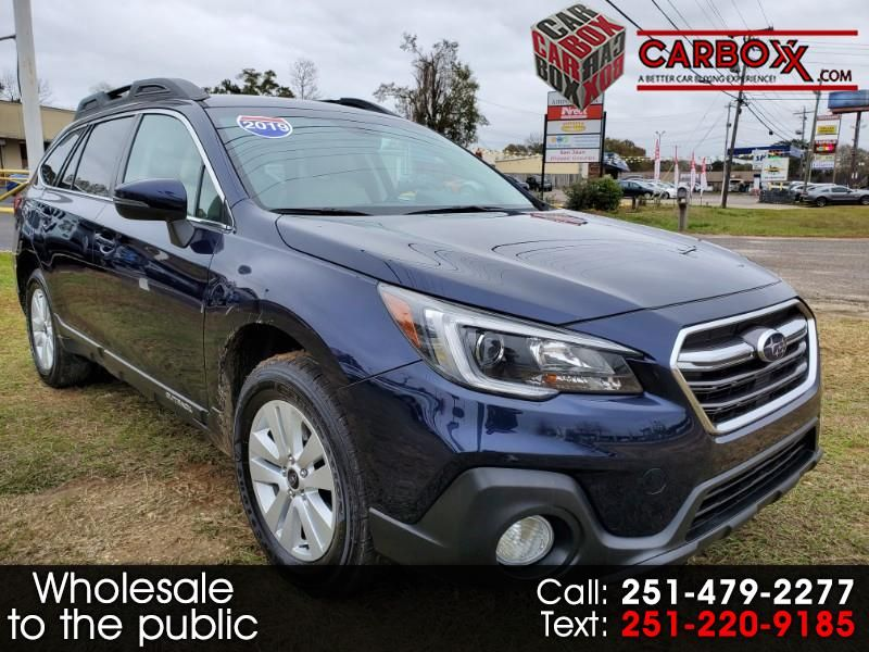 2018 Subaru Outback 2.5i Premium Subaru outback, Subaru