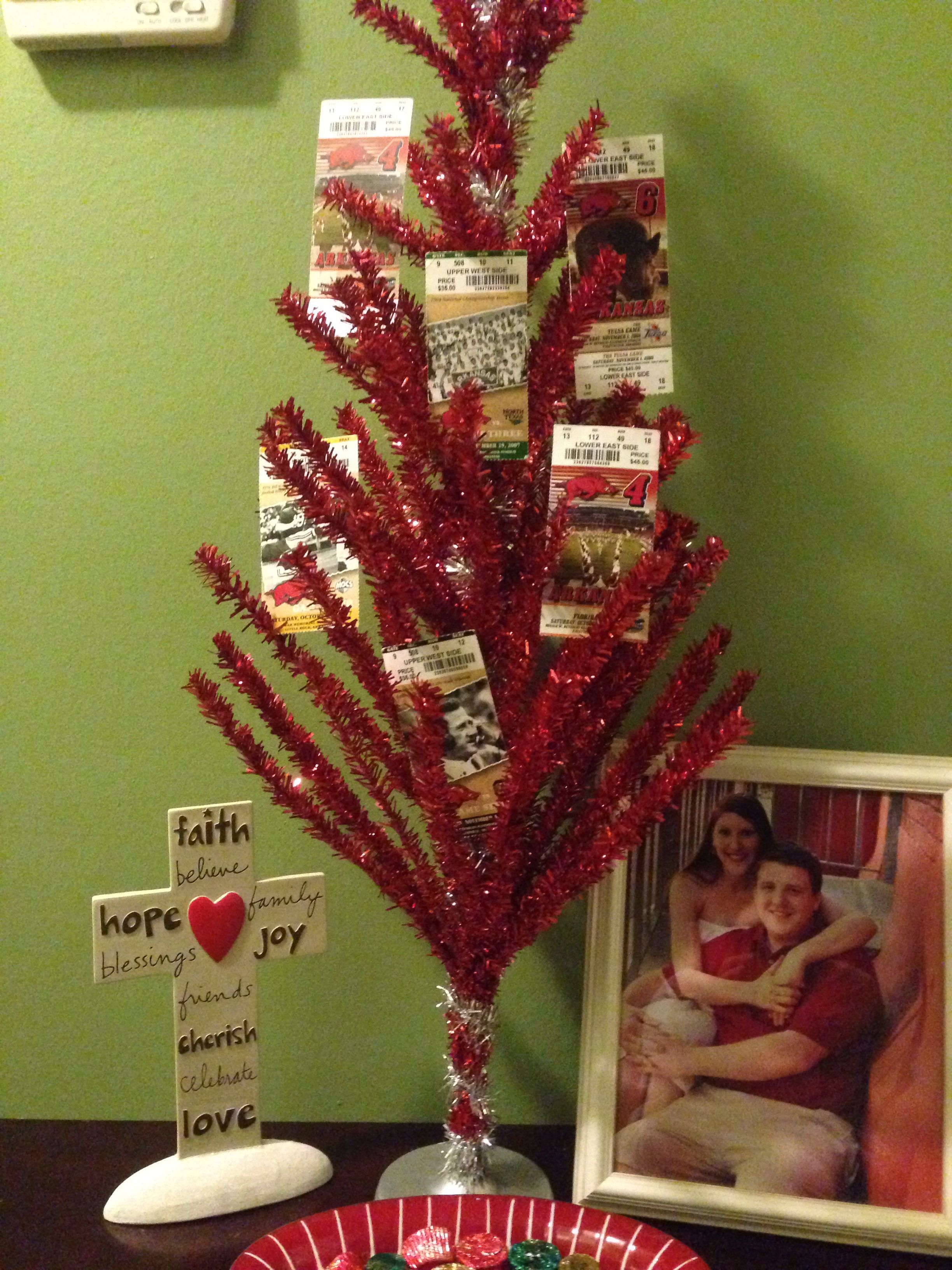 Christmas Ticket Tree (With images) Photo quotes