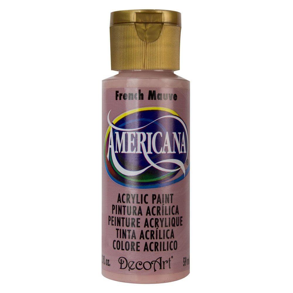 200e69ab1d3 DecoArt Americana 2 oz. French Mauve Acrylic Paint