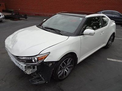 eBay 2016 Scion tC Sports Coupe 2016 Scion tC Sports Coupe Wrecked