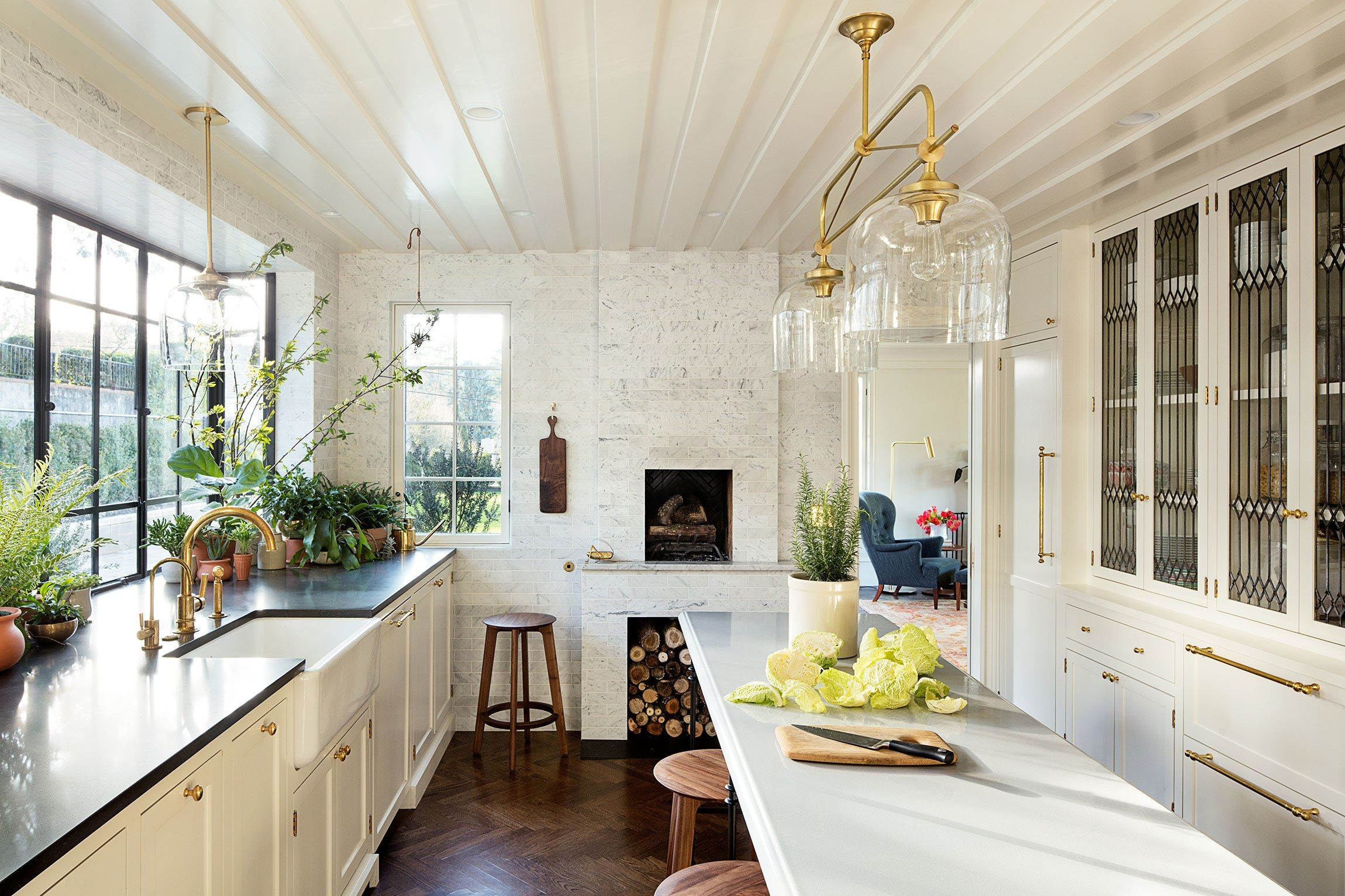 Interior designer jessica helgerson completely remodels a family