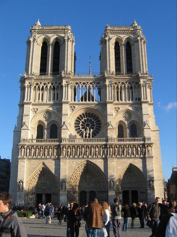 세계도시풍경 > 프랑스 > 파리 노트르담 대성당... (Notre Dame de Paris)