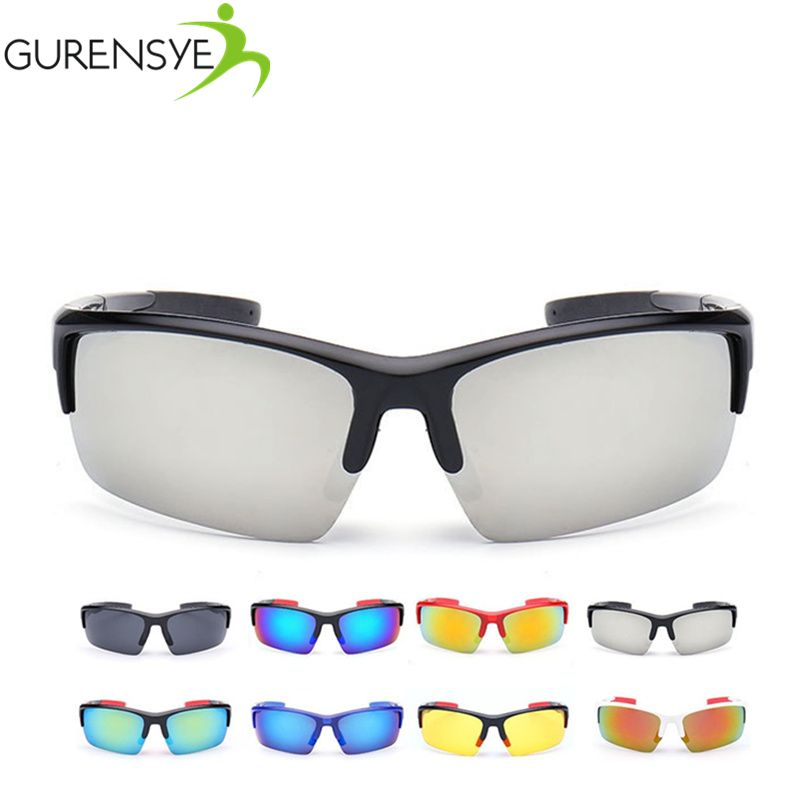 f9a048f788488 Hot Gurensye Cycling Glasses Outdoor Sport Glasses MTB Bicycle Bike Glasses  Motorcycle Sunglasses Eyewear Oculos Ciclismo