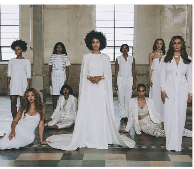 Bridesmaid Janelle Monae Maid Of Honor Beyonce Solange S