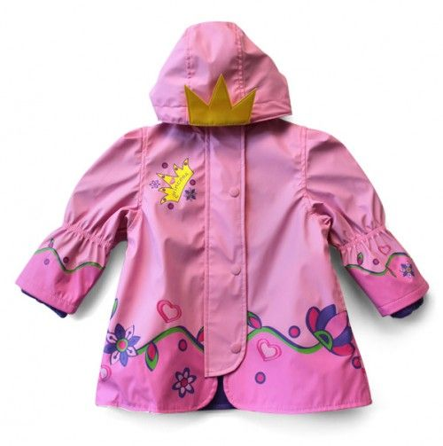 530a24558ac7 Princess Rain Coat - DRENCH Kids  Rainwear - Events