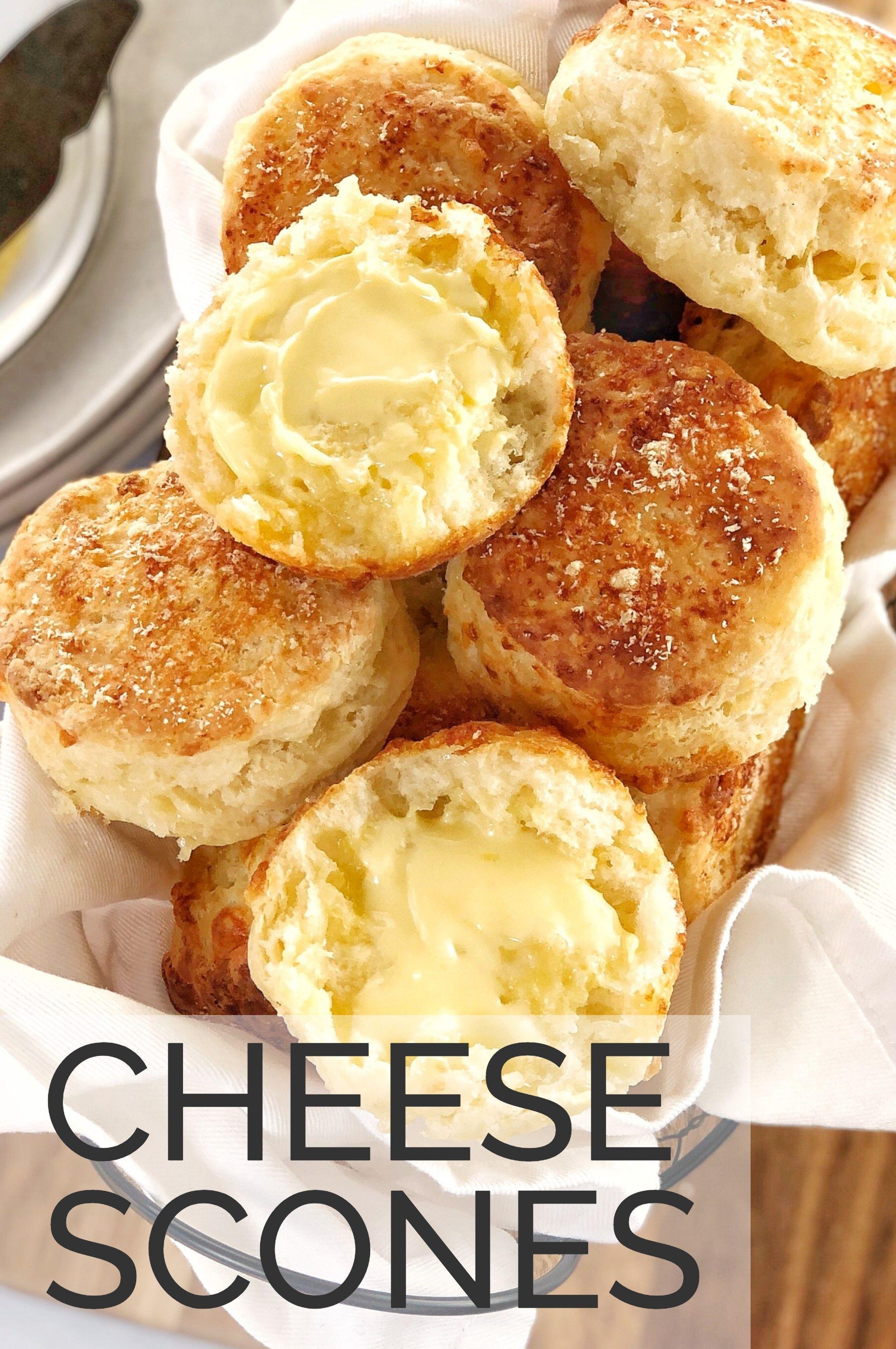Cheese Scones In 2020 Cheese Scones Savoury Food Easy Delicious Recipes