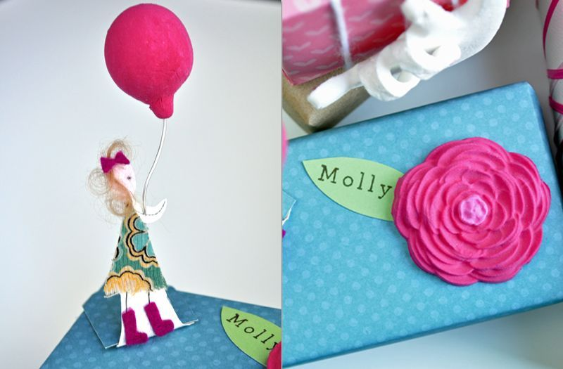Pretty Packages with Martha Stewart Crafts #prettypackaging