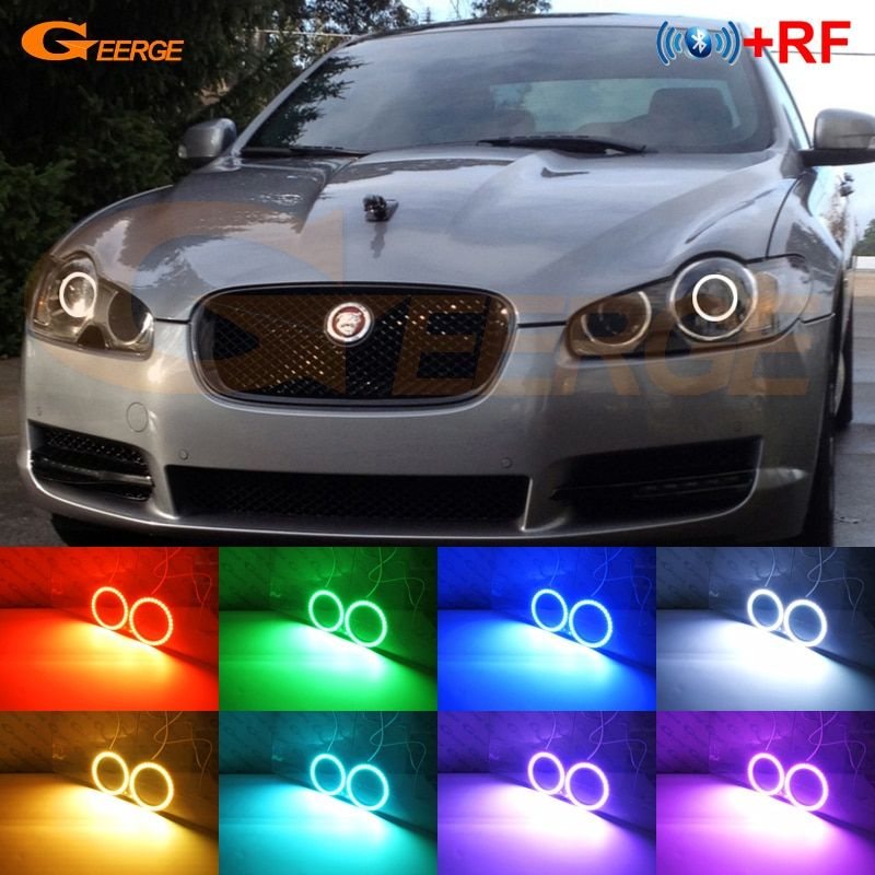 Cheap Car Light Assembly Buy Quality Automobiles Motorcycles Directly From China Suppliers Rf Remote Bluetooth App Multi Color R Car Lights Jaguar Jaguar Xf