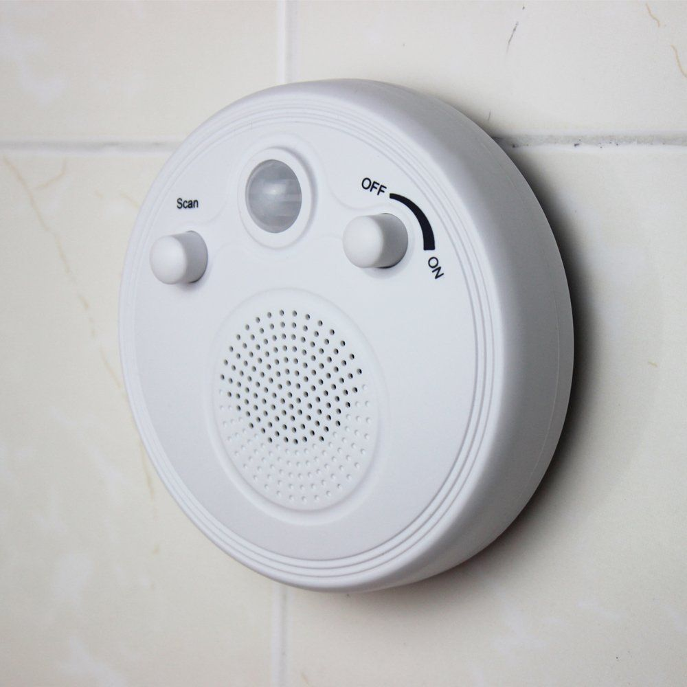 Fm Radio Digital Ipx4 Waterproof Anti
