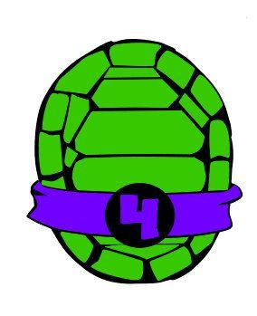 image result for ninja turtle shell silhouette costume pinterest rh pinterest com