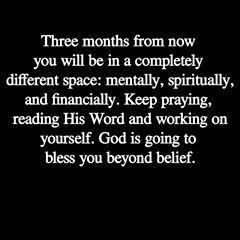 "Spiritual Inspiration on Instagram: ""Type ""I claim"