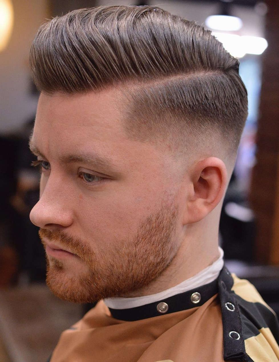 31++ Taper comb over haircut ideas