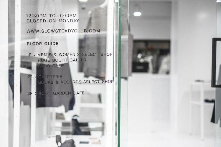 [SLOW STEADY CLUB BLANKOF] 슬로우스테디클럽 by 블랭코브 - ETHOS 09. ARCHITECT :: you may have it? - fashion blog