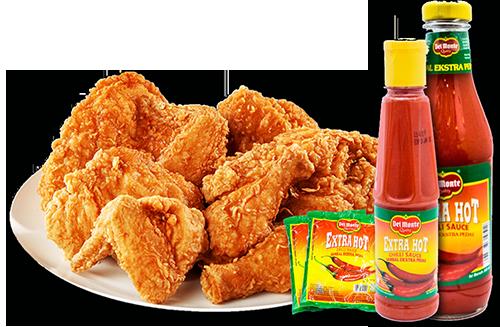 Pin Oleh Dede Carson Di Fried Chicken Ayam Goreng Ayam